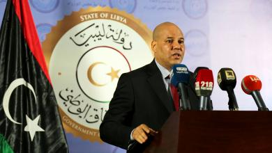 النائب بالمجلس الرئاسي فتحي المجبري