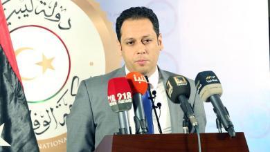 الناطق باسم رئيس المجلس الرئاسيمحمد السلاك