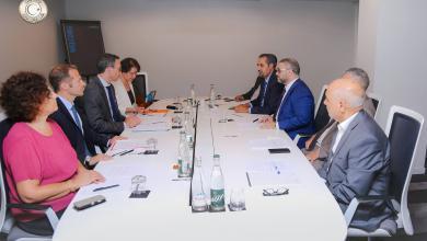 Photo of المشري يُمهّد لاجتماع باريس بلقاءين