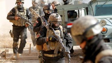 صورة العراق يوقع بـ5 من قادة داعش