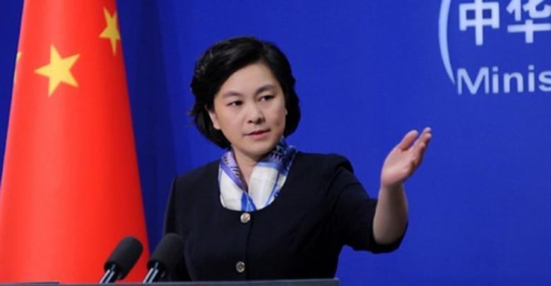 المتحدثة باسم وزارة الخارجية الصينية هوا تشون ينغ