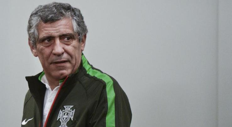 فرناندو سانتوس مدرب البرتغال