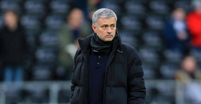 جوزيه مورينهو مدرب مانشستر يونايتد
