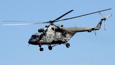 هليكوبتر روسية - أرشيفية