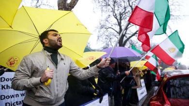 إحتجاجات إيرانية - ارشيفية