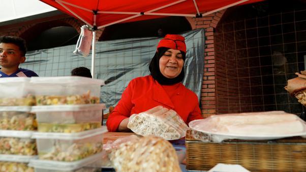 الجزائرية كريمة دايخي الصيادين