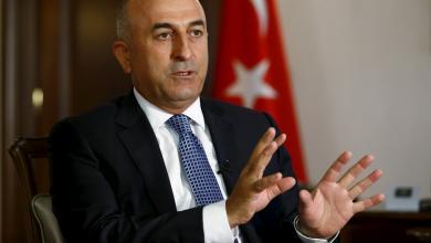 وزير خارجية تركيا مولود تشاووش أوغلو