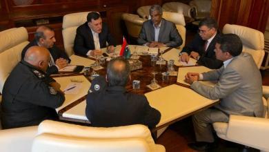 Photo of اجتماع أمني طارئفي طرابلس