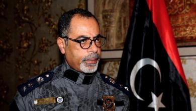 طارق شنبور مدير الإدارة العامة لأمن السواحل الغربية