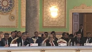 وزير الخارجية المفوض بحكومة الوفاق محمد سيالة