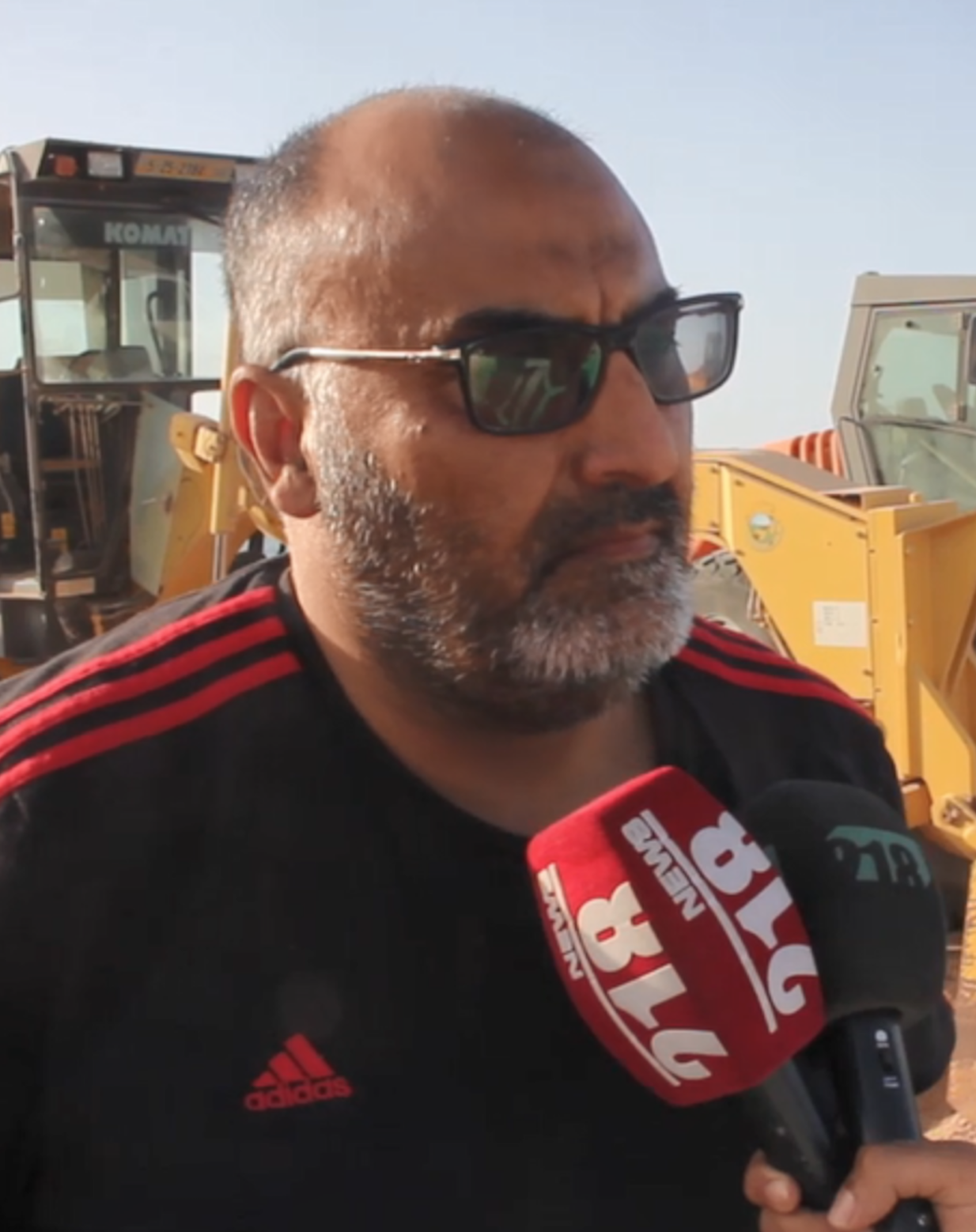 مدير شركة خدمات طرابلس