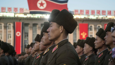 Photo of كوريا الشمالية لواشنطن: لا تضللوا الرأي العام