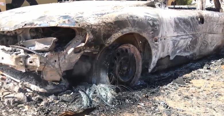 الهجوم الانتحاري الذي استهدف مقر بوابة التسعين