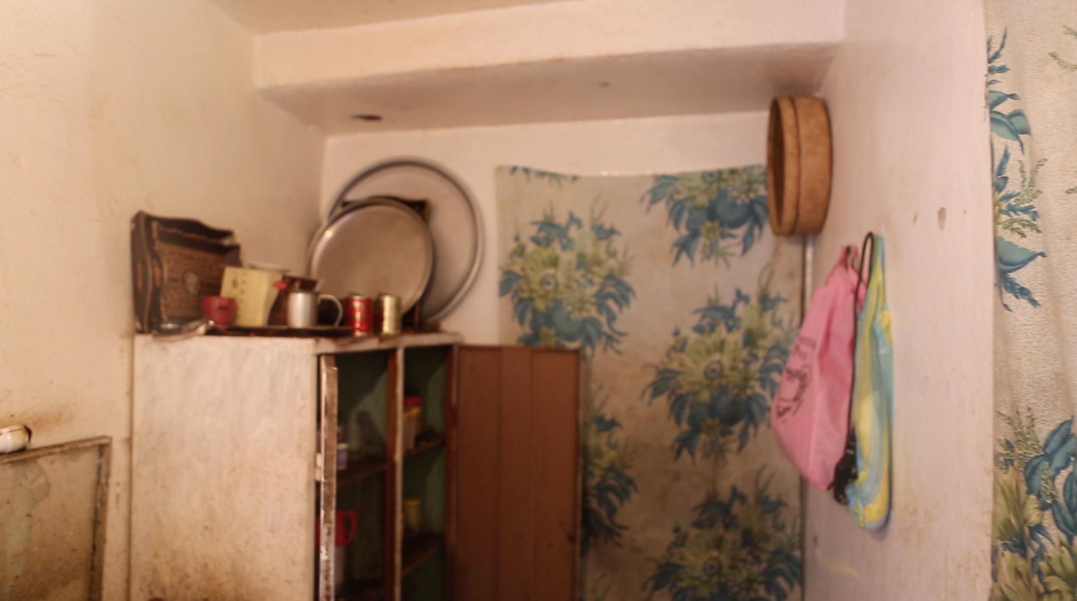 منزل في مناطق جبل نفوسة (المجابرة)