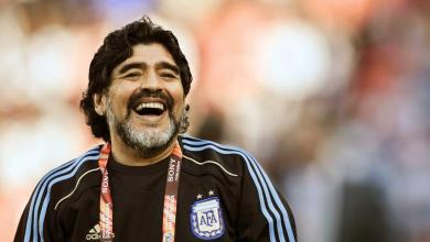 دييجو مارادونا أسطورة الأرجنتين