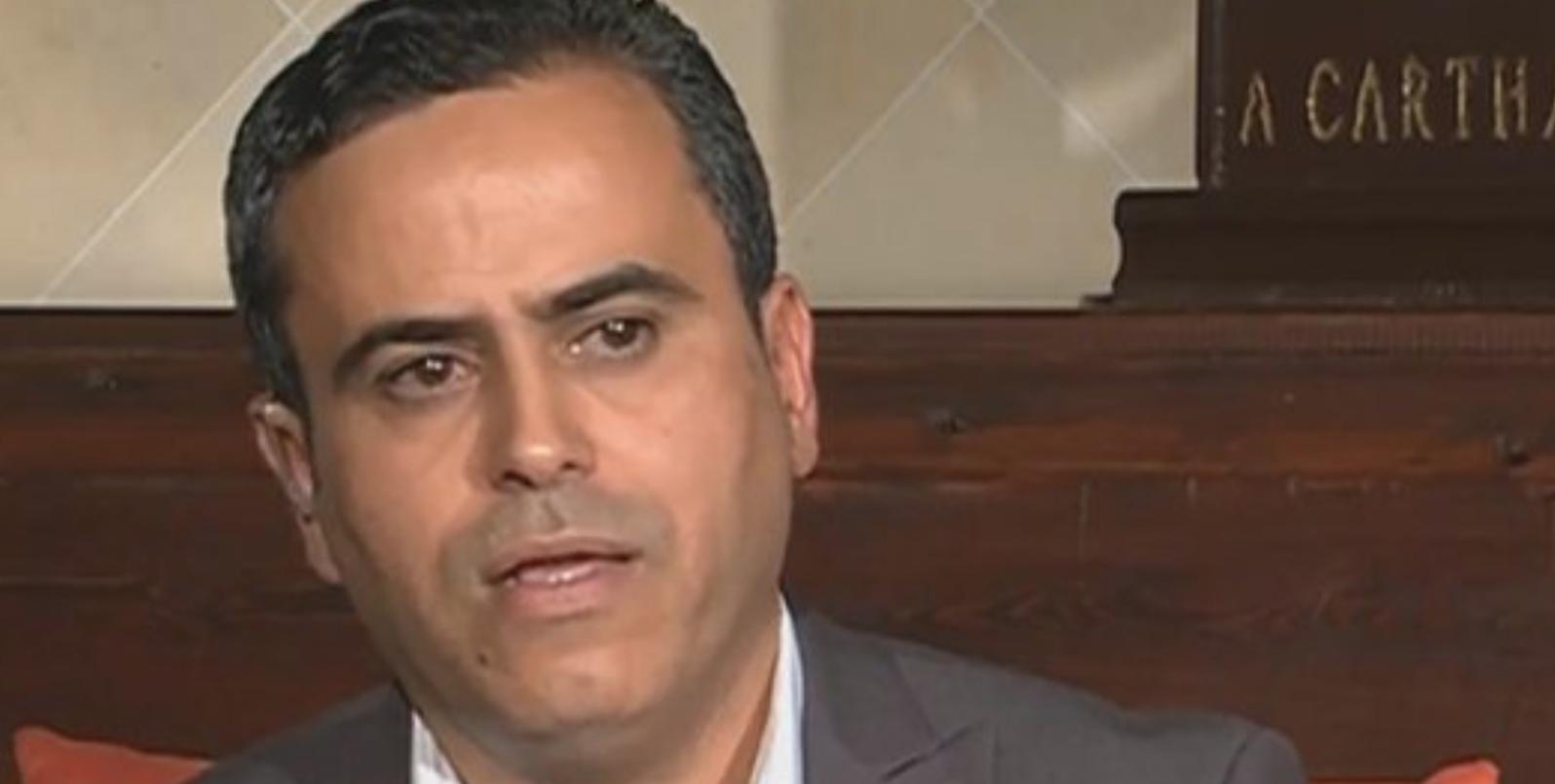 نائب مجلس النواب خالد الأسطى