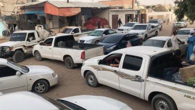 أسواق في مدينة القطرون خلال شهر رمضان المبارك