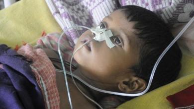 صورة فيروس دماغي يُرعب الهند
