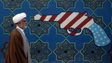 الولايات المتحدة وإيران
