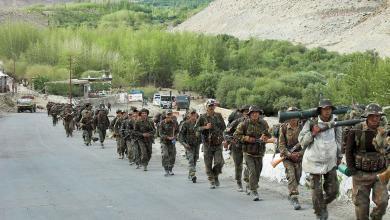 قوات هندية