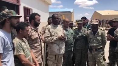 Photo of بوخمادة يهدد الإرهابيين ويطمئن أهل درنة
