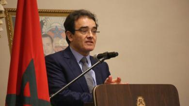 وزير الخارجية المكلف بشؤون الهجرة عبد الكريم بنعتيق