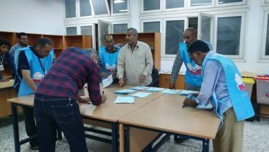 Photo of إقبال كبير على انتخابات بلدي الزاوية