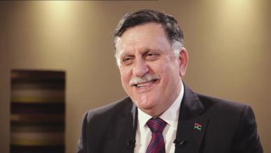 رئيس المجلس الرئاسي لحكومة الوفاق الوطني فائز السراج