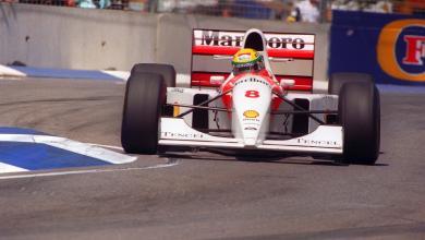 صورة بيع سيارة سباق بمبلغ فلكي