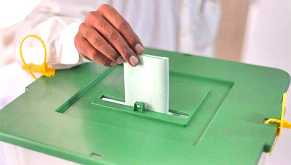 انتخابات الباكستان - ارشيفية