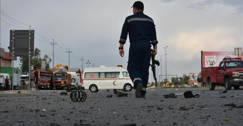 كركوك - العراق أرشيفية
