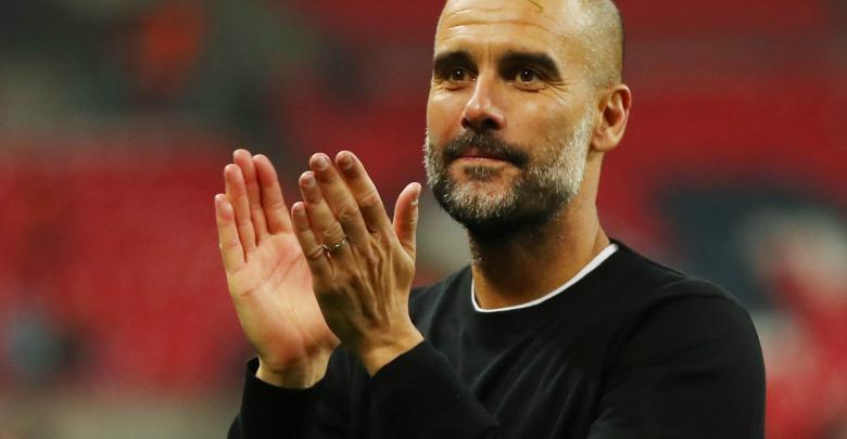 المدرب الإسباني بيب جوارديولا