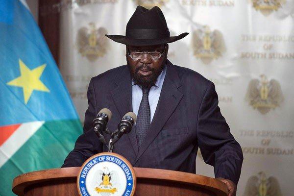 رئيس جنوب السودان
