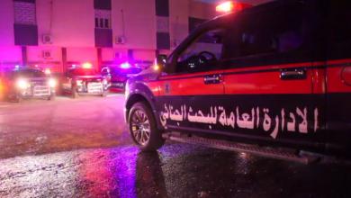 صورة أمن اجدابيا يستقبل قوة مُساندة من بنغازي