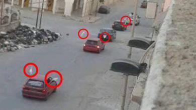 صورة درنة.. إجلاء عائلات وانتشال جثث مجهولة