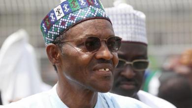 الرئيس النيجيري محمد بخاري