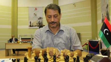 الشطرنجي المخضرم علي المجبري