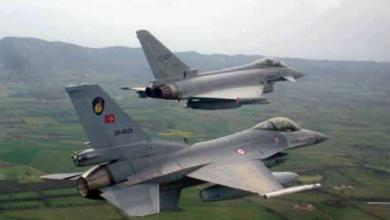 الطيران الحربي التركي