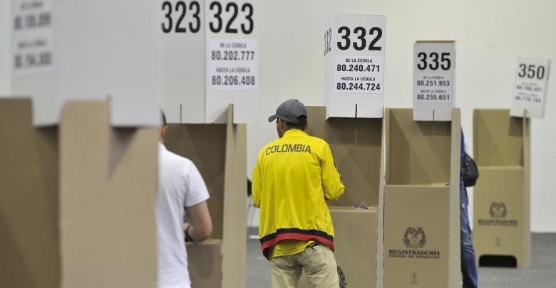 انتخابات كولومبيا