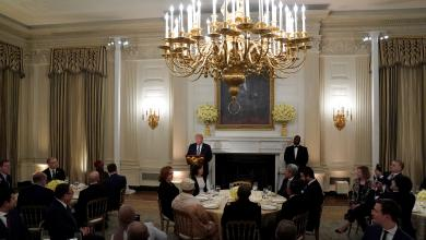 ترامب ينظم أول حفل إفطار رمضاني