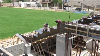 Photo of نادي اليرموك يستلم ملعبه الجديد قريباً