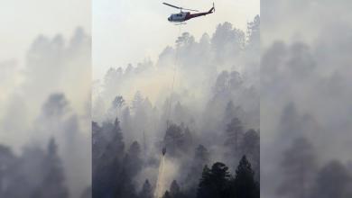 حريق كولورادو