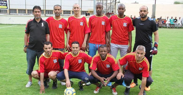 فريق أم درمان لكرة القدم للقدامى