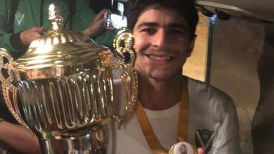لاعب وسط فريق النصر البرازيلي أندريه كوتينيو