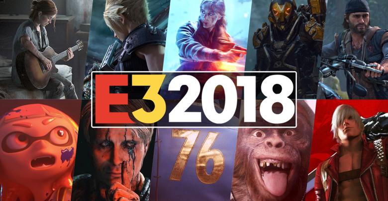 معرض E3 الذي يقام في مدينة لوس أنجلوس