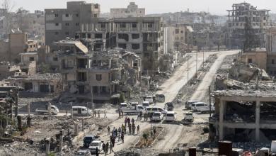 Photo of داعش يتسلل إلى الرقة