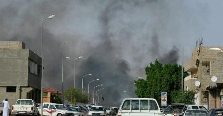 الجنوب الليبي