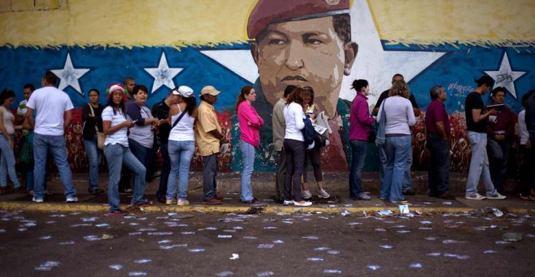 الانتخابات فنزويلا