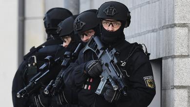 الشرطة الألمانية - ارشيفية
