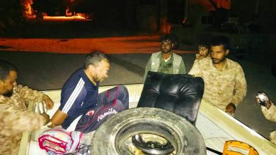 Photo of ضبط أسلحة ومقاتلين.. وتحذير من المفخخات بدرنة